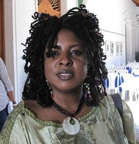 Joyce Ashuntantang - Vice President