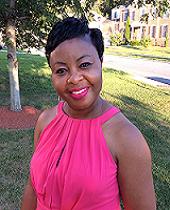 Agnes Njaba - Organizing Secretary
